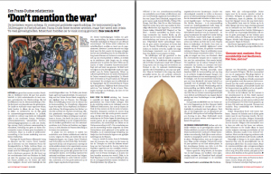 Gepubliceerd in De Groene Amsterdammer, 2 mei 2013, p 46-47