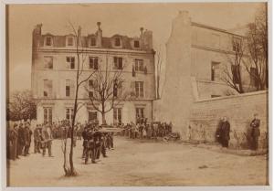 uit Crimes de la Commune, 1871, Ernest Eugène Appert (1830-1891)